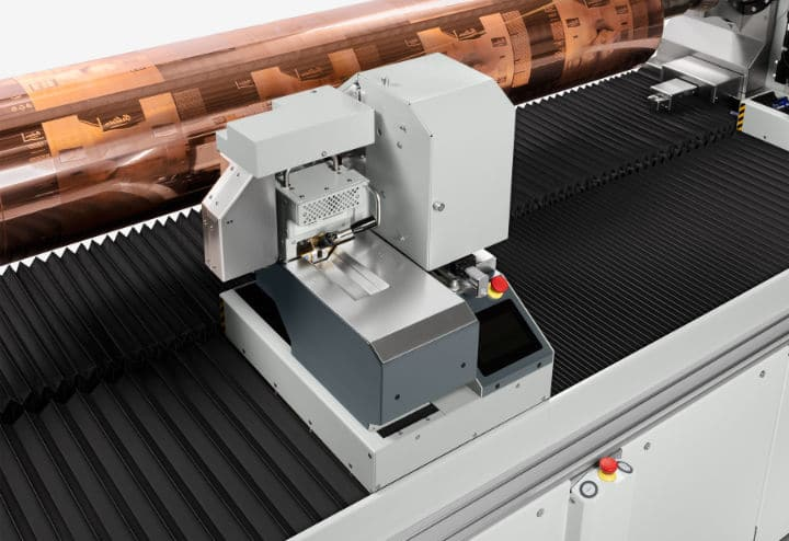 Gravure Printing Hell Gravure Systems