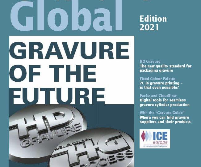 """""""Gravure Global"""" erschienen"""